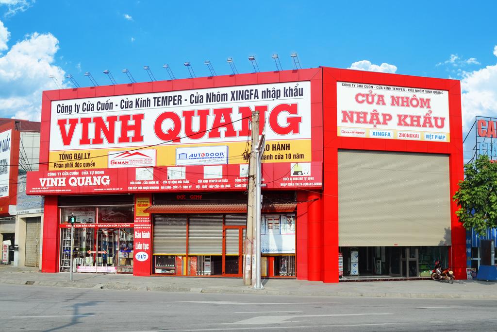 Nhôm Việt Pháp giá rẻ 550.000 Vnđ/m2 - Nhôm Xingfa cao cấp 1.045.000 Vnđ/m2