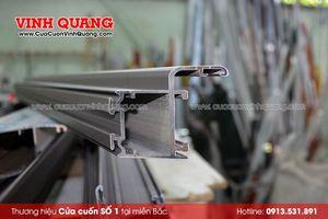 Cửa sổ nhôm Việt Pháp - Cửa Nhôm Vinh Quang